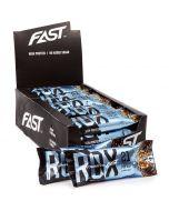Fast Rox Vanilla Chocolate Crisp proteiinipatukka 55g x 15kpl
