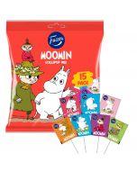 Fazer Moomin Lollipop Mix 120g