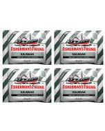 Fisherman's Friend Salmiak Travel Bag 25g x 4kpl