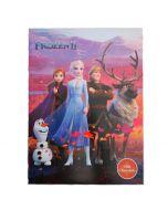 BIP Frozen II suklaajoulukalenteri 75g
