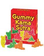 Gummy Kama Sutra hedelmäviinikumi 120g