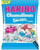 Haribo Chamallows Smurffi vaahtokarkki 175g