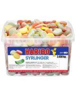 Haribo Syrlinger 2,45kg