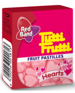 Tutti Frutti Sydämet 15g x 48kpl