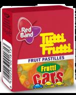 Tutti Frutti Cars hedelmäpastilliaski 15g x 48kpl