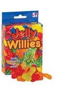 Jelly Willies hedelmämeisselit 120g