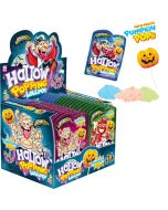 JohnyBee Hallow Popping Lolllipop dippitikkarit 13g x 36kpl