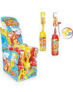 JohnyBee Hot Dog Squeeze 80g x 12kpl