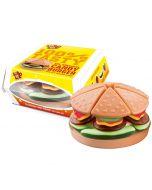 Candy Burger Karkkihampurilainen 130g
