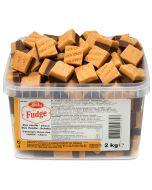 Lonka Fudge Vanilja-Suklaa 2kg