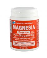 Magnesia Passion Puru Sitraatti 300 (90 tabl)