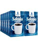 Saludo suodatinjauhatus kahvi 450g x 12-pack