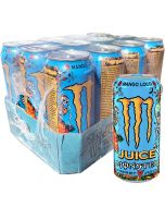 Monster Energy Juiced Mango Loco energiajuoma 500ml x 12-pack