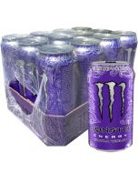 Monster Energy Ultra Violet energiajuoma 500ml x 12-pack