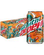 Mountain Dew Baja Punch USA virvoitusjuoma 355ml x 12-pack