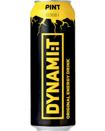 Dynamit energiajuoma 0,568l x 24-pack ÄiJJä Saiz