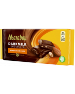 Marabou Darkmilk Roasted Almonds suklaalevy 85g