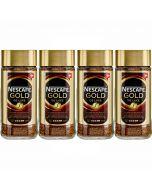 Nescafe Kulta Gold pikakahvi 100g x 4kpl