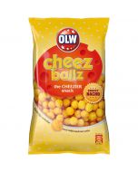 OLW Cheez Ballz Cheezy Nacho juustosnacks 160g