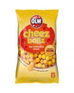 OLW Cheez Ballz Cheezy Nacho juustosnacks 160g