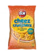OLW Cheez Cruncherz rapea juustosnacks 160g