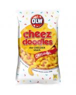 OLW Cheez Doodles Juustosnacks 120g