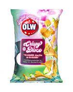 OLW Crispy Disco Limited Edition perunalastu 250g
