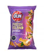 OLW Fresh Island Garlic perunalastut 175g