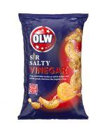 OLW Sir Salty Vinegar perunalastut 175g