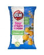 OLW Sour Cream & Onion Bönbollar härkäpapupallot 90g