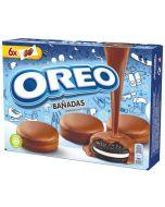 Oreo Chocolate Covered keksit 246g