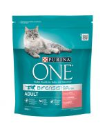 Purina kissanruoka One Adult Bifensis lohi 800g