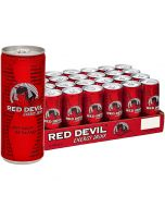 Red Devil Original Energy Drink energiajuoma 250ml x 24-pack