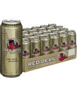 Red Devil Golden Energy Drink energiajuoma 500ml x 24-pack