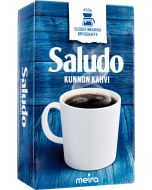 Saludo suodatinjauhatus kahvi 450g