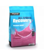 Sportlife All Sports Recovery Mansikka palautumisjuoma 800g