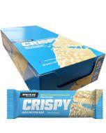 Sportlife Crispy Valkosuklaa-Juustokakku proteiinipatukka 40g x 18kpl