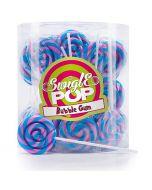 Swigle Pop Bubble Gum tikkarit 12g x 50kpl