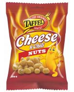 Taffel Cheese & Chili Nuts pähkinät 150g
