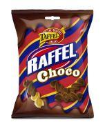 Taffel Raffel Choco suklaasnacks 90g
