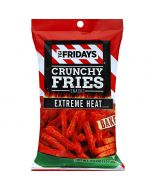 TGI Fridays Crunchy Fries Snacks Extreme Heat 127,6g
