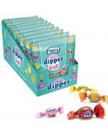 Vidal Dipper Ball hedelmätoffee 70g x 14kpl