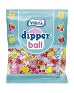 Vidal Dipper Ball hedelmätoffee 70g