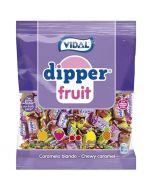 Vidal Dipper Fruit hedelmätoffee 70g
