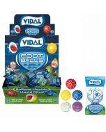 Vidal Jalkapallo purukumit 200kpl