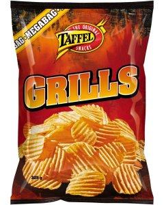 Taffel Grills perunalastu 325g