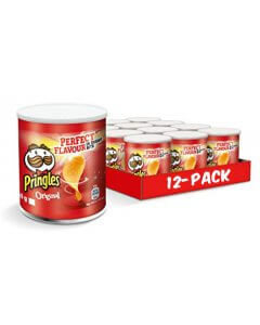 Pringles Original perunalastu 40g x 12kpl