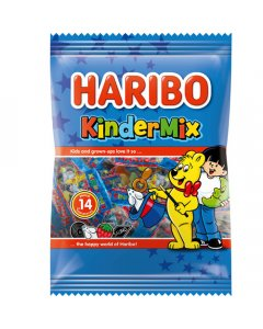 Haribo Kindermix 350g