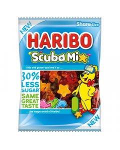 Haribo Scuba Mix 220g