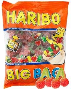Haribo Happy Cherries Fizz 1kg